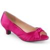 FAB-422 Hot Pink Satin
